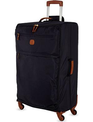 BRICS X-Travel four-wheel suitcase 77cm