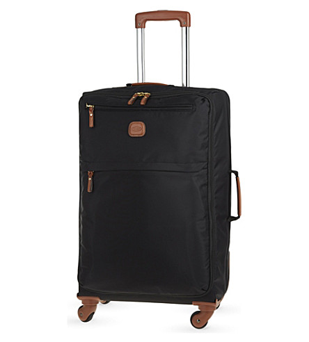 BRICS X-Travel four-wheel suitcase 65cm (Black