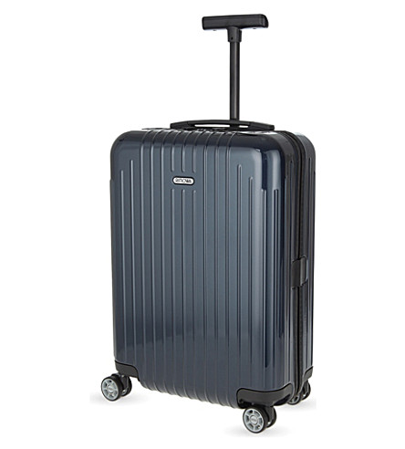 RIMOWA Salsa Air four-wheel cabin suitcase 55cm (Navy+blue