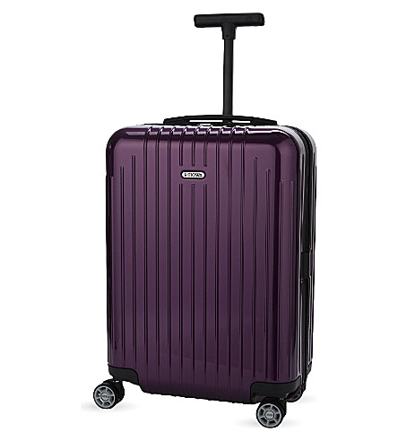 RIMOWA Salsa Air four-wheel cabin suitcase 55cm (Ultra+violet