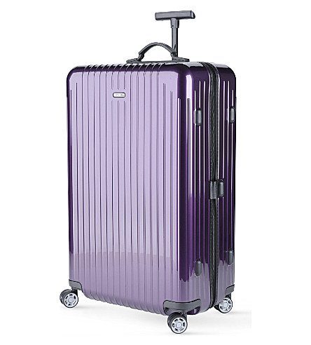 RIMOWA Salsa Air four-wheel spinner suitcase 77cm (Ultra violet