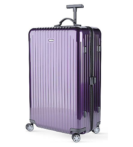 RIMOWA Salsa Air four-wheel suitcase 74.5cm (Ultra+violet