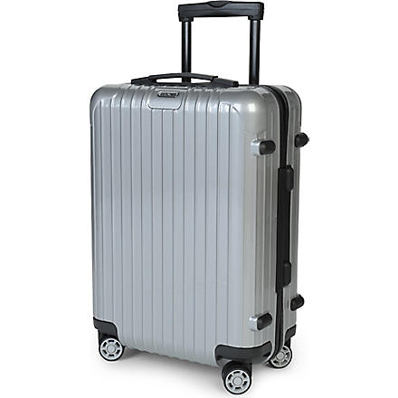 RIMOWA Salsa four-wheel cabin trolley 55cm (Silver