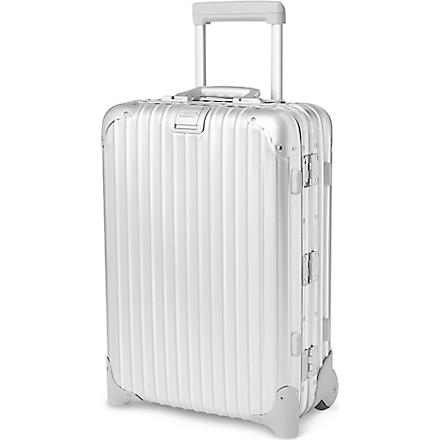 RIMOWA Topas two-wheel cabin suitcase 55cm