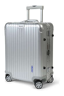 RIMOWA Topas four–wheel suitcase 56cm
