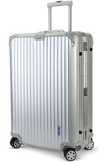 RIMOWA Topas four–wheel suitcase 74cm