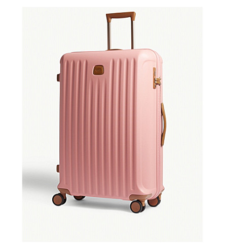 BRICS Four-wheel spinner suitcase 80cm (Pink