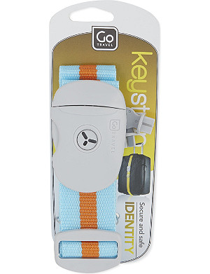 GO TRAVEL Key strap