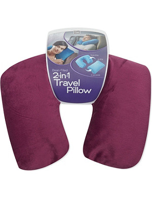 GO TRAVEL Two-way pillow