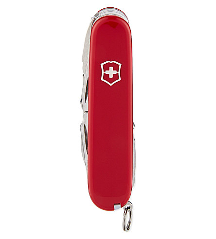 VICTORINOX Explorer multi-purpose tool (Red