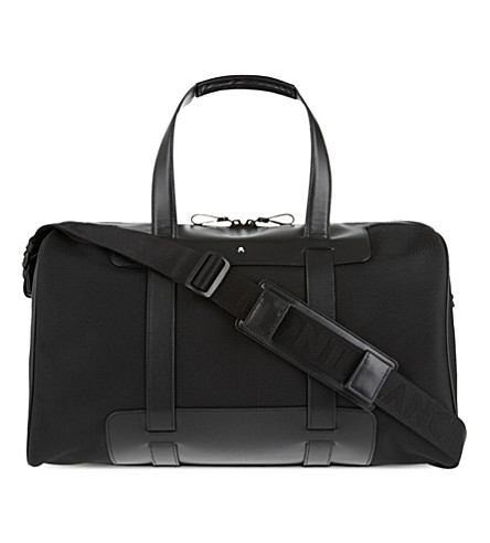 MONTBLANC Nightflight cabin bag 55cm (Black
