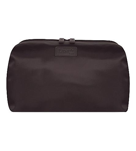 ... LIPAULT Plume nylon toiletry bag (Chocolate. PreviousNext 60ff27e709968