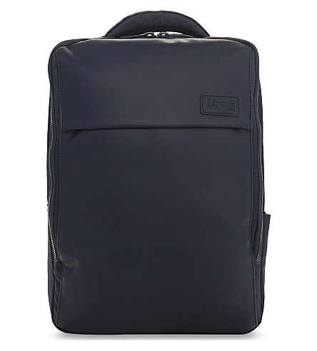 LIPAULT Plume Premium laptop backpack (Navy