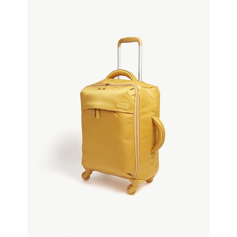 LIPAULT | Originale Plume Four-Wheel Cabin Suitcase 55cm | Goxip