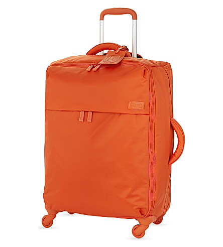 LIPAULT Originale Plume four-wheel suitcase 65cm (Bright+orange
