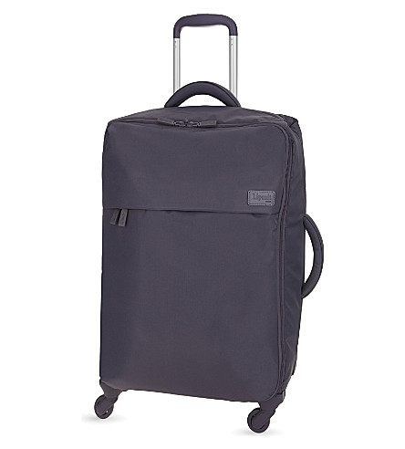LIPAULT Originale Plume four-wheel suitcase 65cm (Dark+lavender