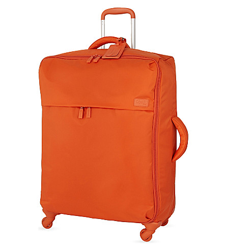 LIPAULT Originale Plume four-wheel suitcase 72cm (Bright+orange