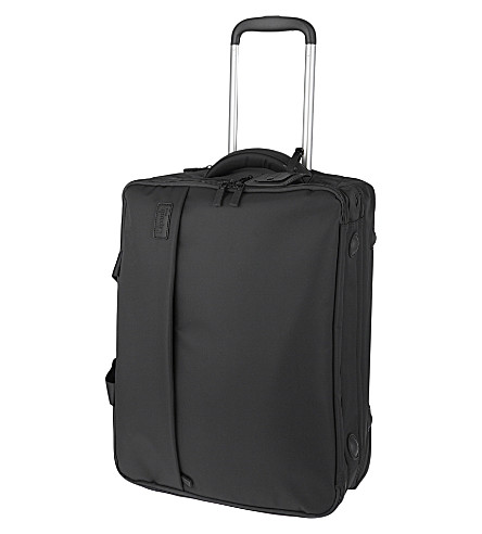 LIPAULT Plume Business two-wheel cabin suitcase 53cm (Anthracite+grey