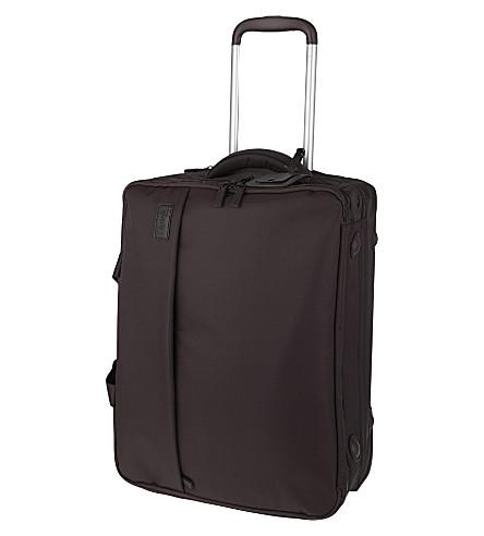 LIPAULT 羽流商务双轮机舱手提箱 53厘米 (巧克力