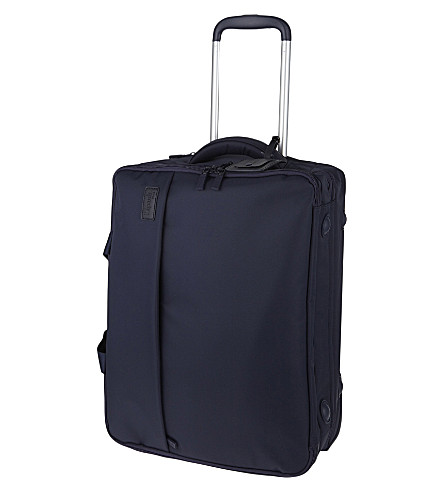 LIPAULT Plume Business two-wheel cabin suitcase 53cm (Navy