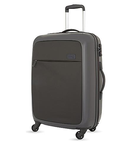 LIPAULT Plume Duo suitcase 67.5cm (Anthracite+grey
