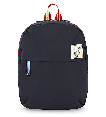 LIPAULT Extra small backpack (Navy