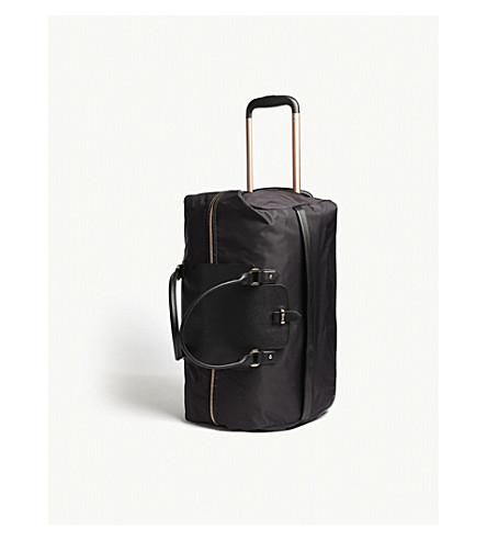 LIPAULT Plume Avenue duffle bag suitcase 52cm (Black