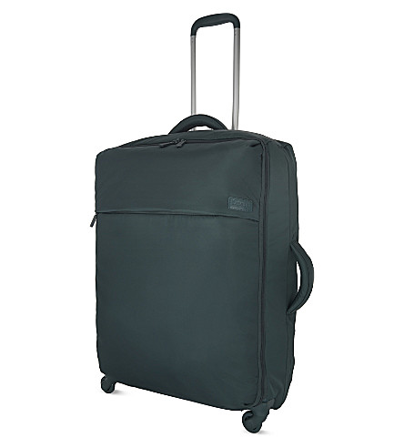 LIPAULT Original Plume spinner suitcase 72cm (Forest+green