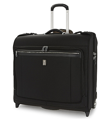 TRAVELPRO Platinum Magna 2 two-wheel rolling garment bag (Black