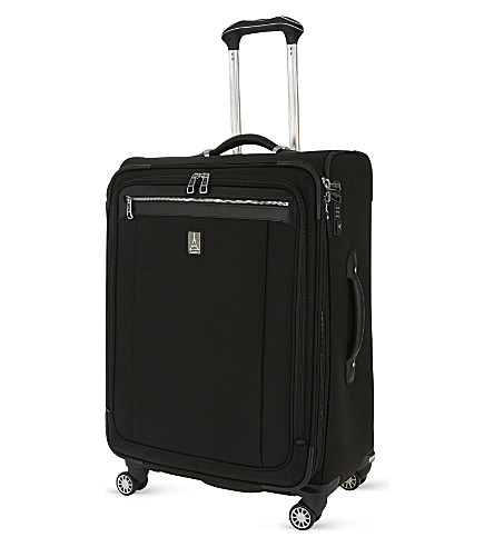 TRAVELPRO Platinum Magna 2 four-wheel expandable suitcase 70cm (Black