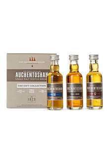 NONE Auchentoshan gift collection 3x50ml