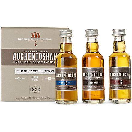 AUCHENTOSHAN Auchentoshan gift collection 3x50ml
