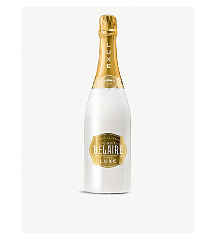 LUC BELAIRE Luxe sparkling wine 750ml