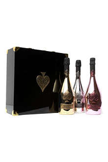 ACE OF SPADES Trilogie gift box 3 x 750ml