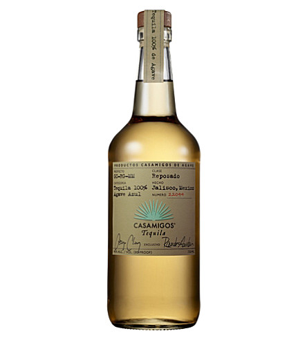 CASAMIGOS Reposado tequila 750毫升