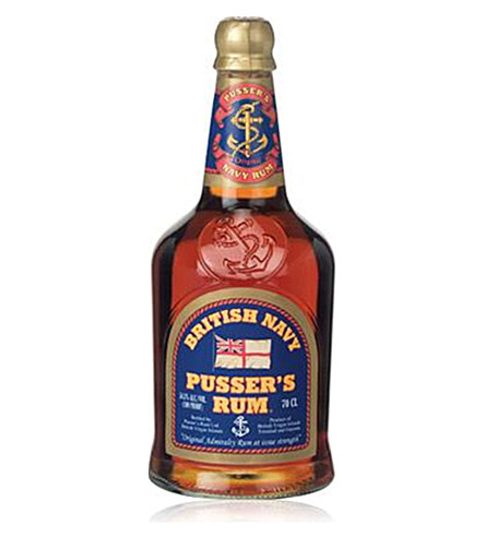 PUSSERS British Navy rum 700ml
