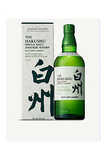 SUNTORY Hakashu Distiller's Reserve Single Malt Whisky 700ml