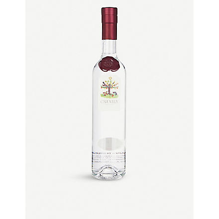 CAPOVILLA Brunello Grappa 700ml