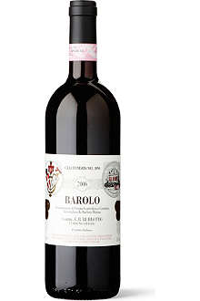 BURLOTTO Barolo G.B Burlotto 750ml