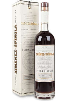 XIMENEZ-SPINOLA Pedro Ximenez sherry 750ml