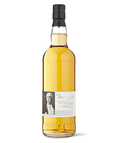 WORLD WHISKEY Adelphi The Glover 18 Year Old whisky 700ml