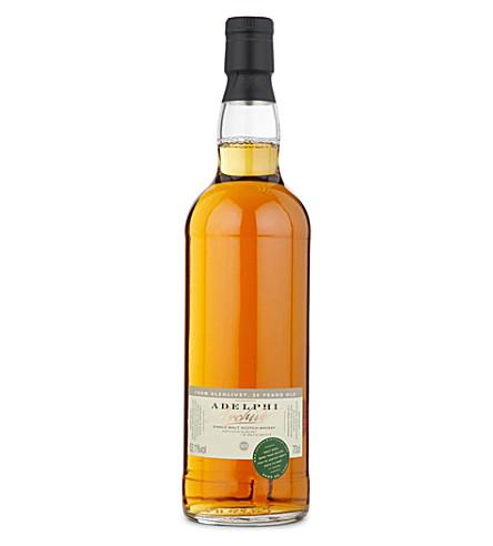 SPEYSIDE Adelphi Glenlivet 29 Year Old single malt whisky 700ml