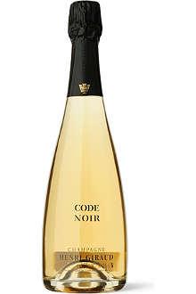 HENRI GIRAUD Code Noir NV 750ml