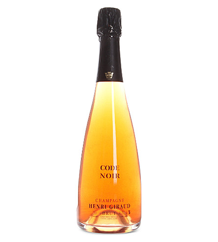 HENRI GIRAUD Code Noir Rosé NV 750ml
