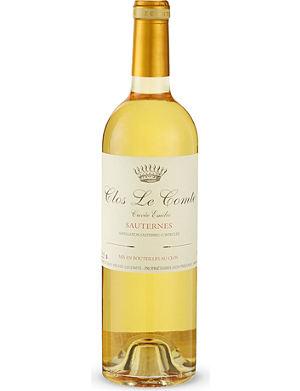 NONE Sauternes, Clos Le Comte, Cuvée Emilie 750ml