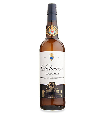 SPAIN Deliciosa Manzanilla 750ml