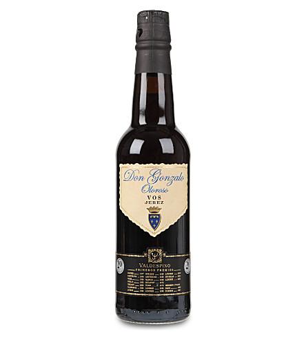 SPAIN Don Gonzalo Oloroso sherry 375ml