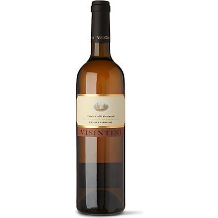 VISINTINI Pinot Grigio 2008 750ml