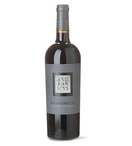 USA Andronicus cabernet sauvignon 750ml