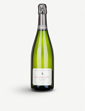 NONE Bulles De Syrah 'Brut Nature' 750ml